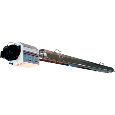 Omega II® Propane Gas Infrared Heater Straight Tube - 0935.40LP.S - 150000 BTU