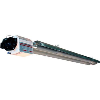 Omega II® Natural Gas Infrared Heater U-Tube - 0915.10NG.U - 75000 BTU