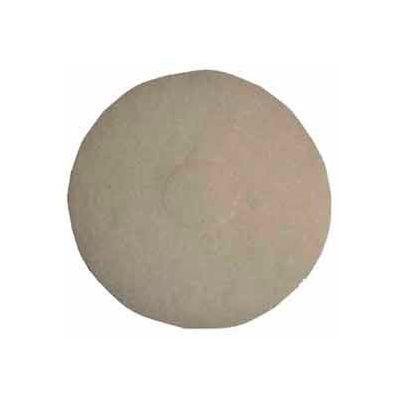 "Oreck® 12"" Polish Pad - White"