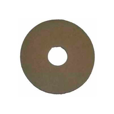 """Bissell Commercial 12"""" Stone Care Pad Beige, 5 Pads 437.058"""