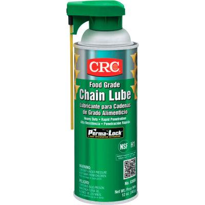 CRC Food Grade Chain Lubes - 16 oz Aerosol Can - 03055 - Pkg Qty 12