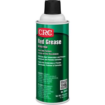 CRC Red Grease - 16 oz Aerosol Can - 03079 - Pkg Qty 12