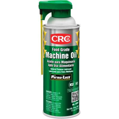 CRC Food Grade Machine Oil - 16 oz - Aerosol Can - 03081 - Pkg Qty 12