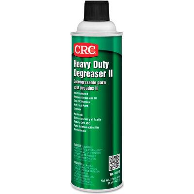 CRC Heavy Duty Degreaser II - 20 oz Aerosol Can - 03120 - Pkg Qty 12