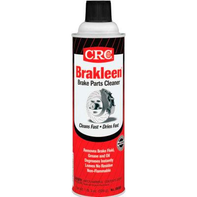 CRC Brakleen Brake Parts Cleaners - 20 oz Aerosol Can - 05089 - Pkg Qty 12