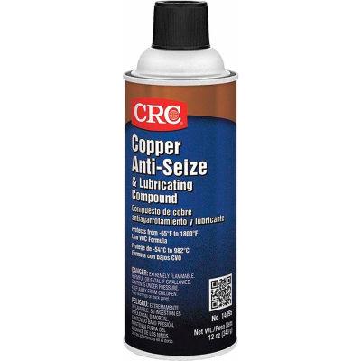 CRC Copper Anti-Seize & Lubricating Compound - 12 oz - 14095 - Pkg Qty 12