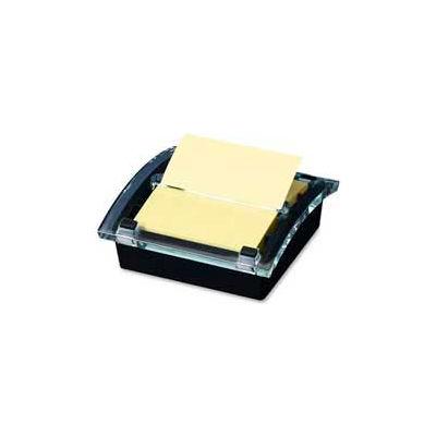 Post-it® Pop-up Notes Dispenser, 3 in x 3 in, Black Dispenser, 50 Sheets/Dispenser, 1/Pack