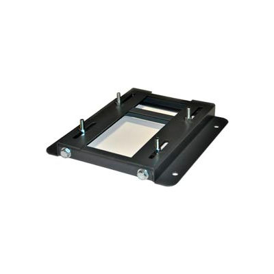 Adjustable Steel Motor Mounting Base, For NEMA Frames 284 w/ 2 Adjusting Bolts