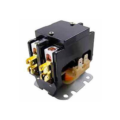 Packard C240A Contactor - 2 Pole 40 Amps 24 Coil Voltage