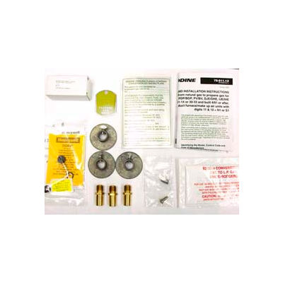 NG to LP Conversion Kit For Modine High Efficiency Gas Fired Unit Heater 3H34670-9, 250000 BTU