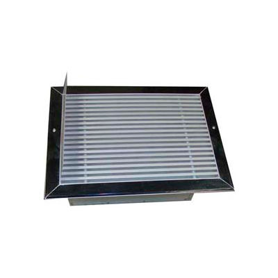 Smith's Environmental Products® Vector Quiet-One™ Recessed Floor Heater FL100, 10000 BTU