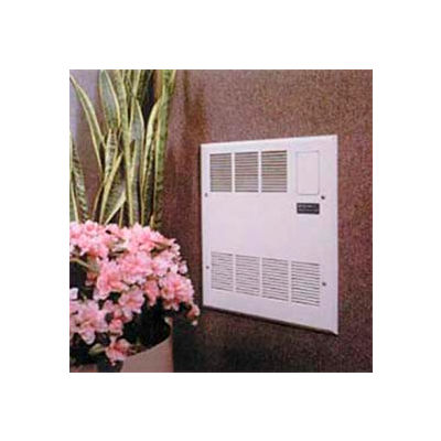 Recessed Wall Kit for Quiet-One™ Kickspace Fan Heaters, KSWK, Up To 8000 BTU