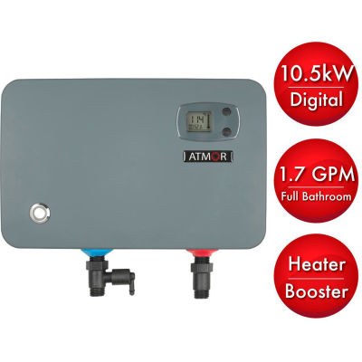 Water Heaters Tankless Water Heaters Electric Atmor