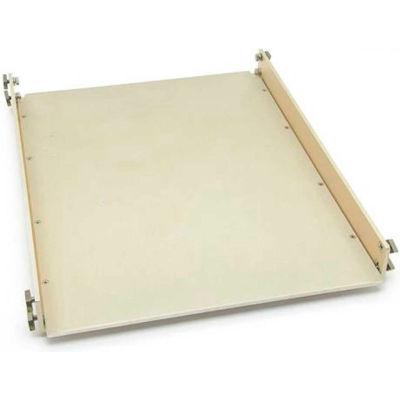 FireKing® Fixed Shelf CS16-FS - For DS1817-1, Platinum Finish