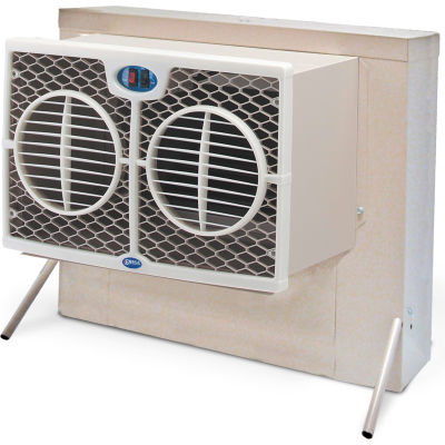 Brisa™ Window Evaporative Cooler WH2906, Slim Line