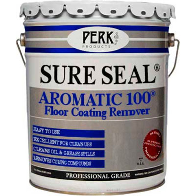 Sure Seal Aromatic 100 Solvent 5 Gallon Pail 1/Case - CP-A100
