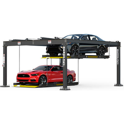 BendPak® Parking Lift, 6,000 lb Capacity, Tandem, Independent Platforms