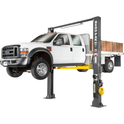 BendPak® 12,000 lb Capacity/Clearfloor/Triple-Telescoping Arms