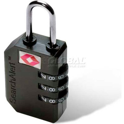 TSA Approved Padlock for Nanuk 900 Cases