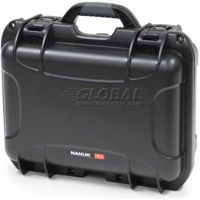 """Nanuk 915 Case, 15-3/8""""L x 12-1/8""""W x 6-13/16""""H, Black"""