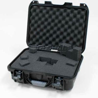 """Nanuk 920 Case w/Foam, 16-11/16""""L x 13-3/8""""W x 6-13/16""""H, Black"""