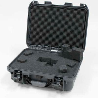 """Nanuk 920 Case w/Foam, 16-11/16""""L x 13-3/8""""W x 6-13/16""""H, Graphite"""