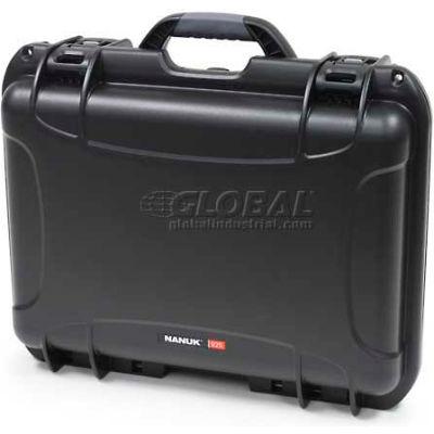 """Nanuk 925 Case, 18-11/16""""L x 14-13/16""""W x 7""""H, Black"""