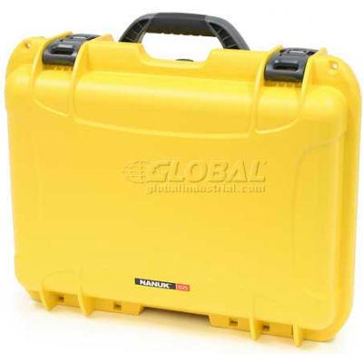"""Nanuk 925 Case, 18-11/16""""L x 14-13/16""""W x 7""""H, Yellow"""