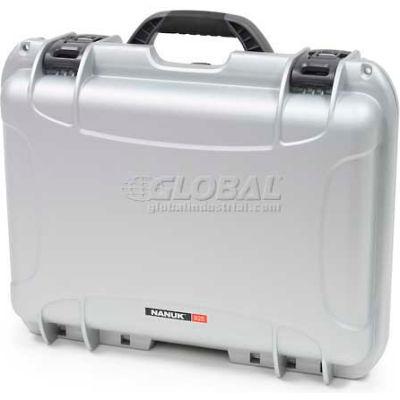 """Nanuk 925 Case, 18-11/16""""L x 14-13/16""""W x 7""""H, Silver"""