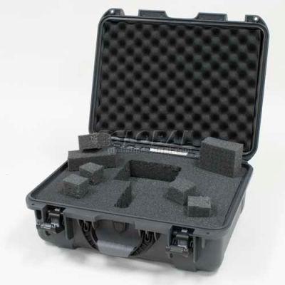 """Nanuk 930 Case w/Foam, 19-13/16""""L x 16""""W x7-5/8""""H, Graphite"""