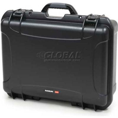"""Nanuk 940 Case, 21-11/16""""L x 16-7/8""""W x 8-1/2""""H, Black"""
