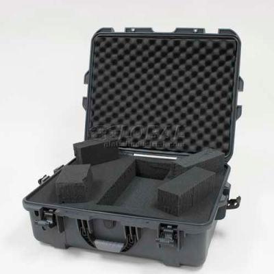 """Nanuk 945 Case w/Foam, 25-1/8""""L x 19-7/8""""W x 8-13/16""""H, Graphite"""