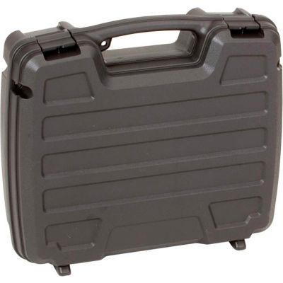 "Plano Molding 1010164 Watertight 4 Pistol and Equipment Case, 17-1/8""L x 14-7/8""W x 5-3/4""H"