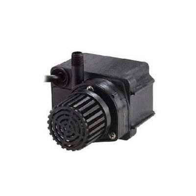 Little Giant 518600 PE-2.5F Small Submersible Pump - 115V- 475 GPH At 1'