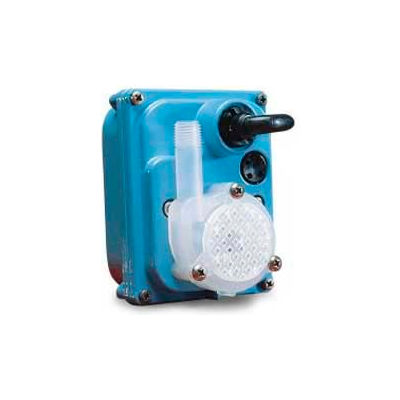 Little Giant 521203 1-MA Small Submersible Pump - 115V- 170 GPH At 1'