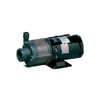 Little Giant 582603 4-MD-HC Magnetic Drive Pump - Highly Corrosive- 115V- 850 At 1'