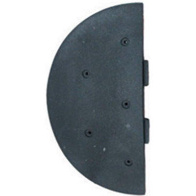 Plasticade SHECF Speed Hump End Cap - Female, Use with SH36 Speed Hump