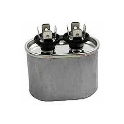 Rotom 10DV, 10MFD, 370/440V, Run Capacitor, Oval