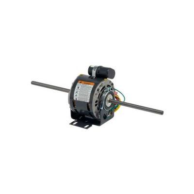 US Motors 1243, Double Shaft Fan & Blower, 1/4 HP, 1-Phase, 1625 RPM Motor
