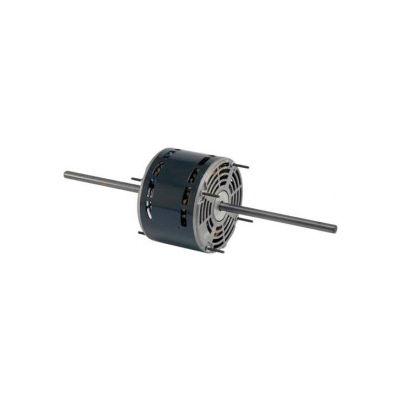 US Motors 1824, Double Shaft Fan & Blower, 1/2 HP, 1-Phase, 1075 RPM Motor