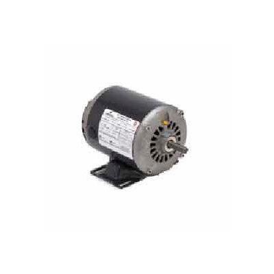 US Motors, ODP, 1/3 HP, 1-Phase, 1725 RPM Motor, 2911