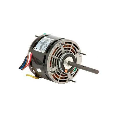 US Motors 3788, PSC, Direct Drive Fan & Blower, 1/2 HP, 1-Phase, 1075 RPM Motor