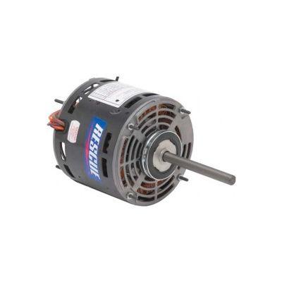 US Motors 5460, RESCUE PSC, Direct Drive Fan & Blower, 1/2 HP, 1-Phase, 1075 RPM Motor
