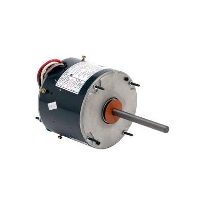 US Motors 5481H, Condenser Fan, 3/4 / 1/4 HP, 1-Phase, 1075 RPM Motor