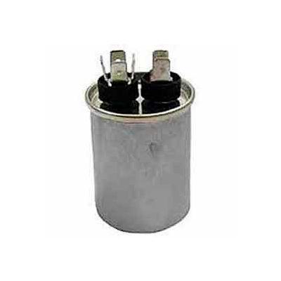 Rotom 60DVR, 60MFD, 370/440V, Run Capacitor, Round