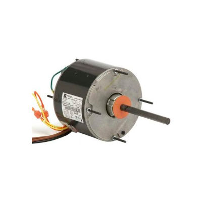 US Motors 8673, Condenser Fan, 1/6 HP, 1-Phase, 825 RPM Motor
