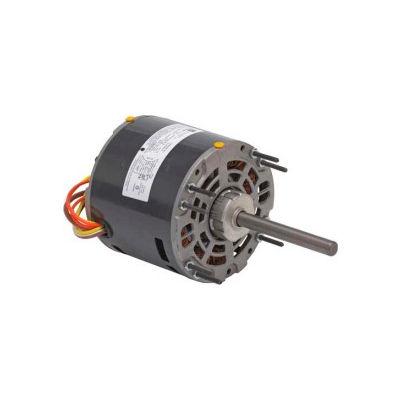 US Motors 8952, PSC, Direct Drive Fan, 1/5 HP, 1-Phase, 1075 RPM Motor