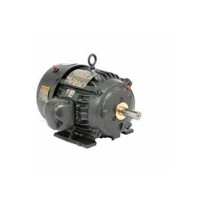 US Motors, TEFC, 1.5 HP, 3-Phase, 1175 RPM Motor, 8P32P3C