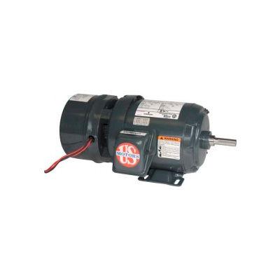 UNIMOUNT® Brakemotor, TEFC Motor, 0.5 HP, 3-Phase, 1745 RPM, BMU12S2ACR