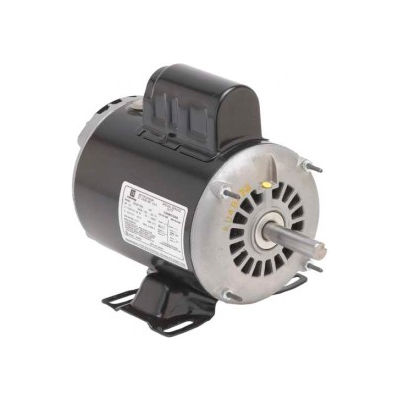 US Motors, ODP, 2 HP, 1-Phase, 1725 RPM Motor, D2CA2J14